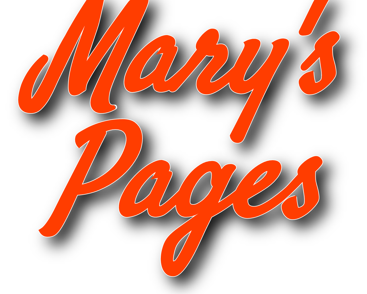 Mary's Pages